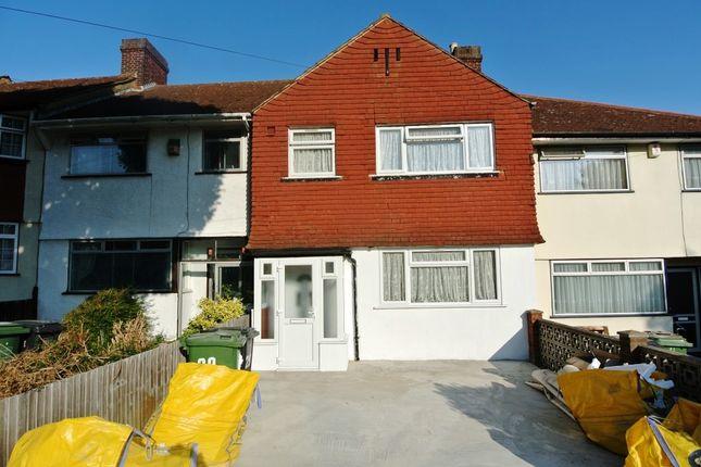 Thumbnail Terraced house to rent in Horsmonden Road, Brockley
