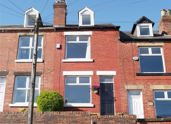 3 bed terraced house for sale in Bramwith Road, Nether Green, Sheffield