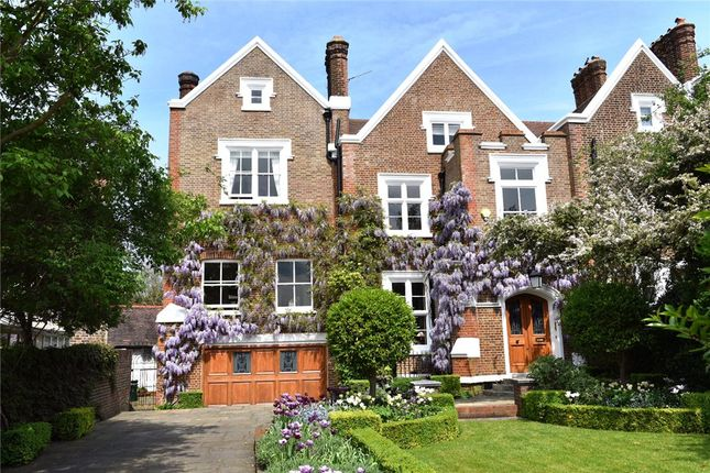 Thumbnail Detached house for sale in Church Road, Wimbledon Village