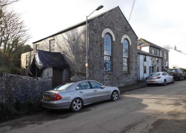 Thumbnail Detached house for sale in Penponds Methodist Church, Church Road, Penponds Cornwall
