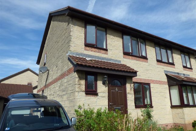 Thumbnail Semi-detached house to rent in The Martins, Tutshill, Chepstow
