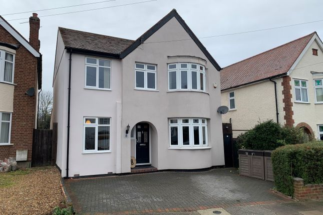 Thumbnail Detached house for sale in Hillside Grove, Chelmsford