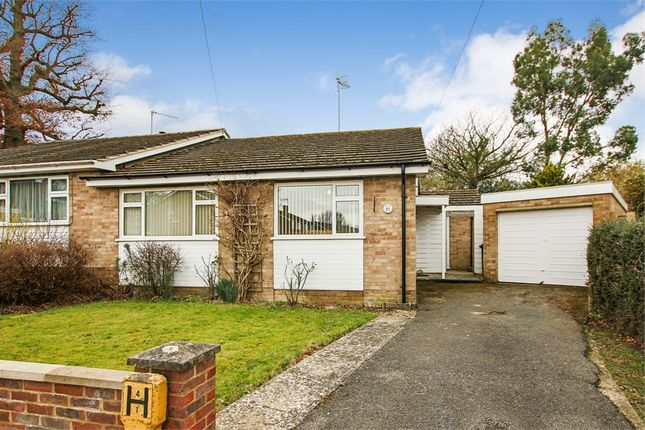 Thumbnail Semi-detached bungalow for sale in Haywardens, Lingfield, Surrey