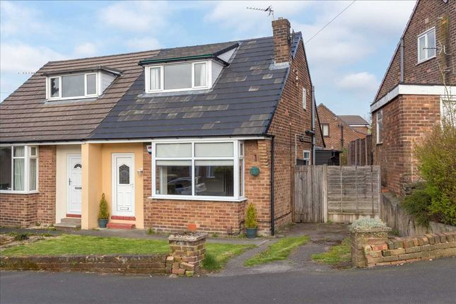 Thumbnail Semi-detached house for sale in Links Road, Harwood, Bolton
