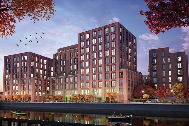 Flat for sale in Ordsall Lane, Manchester