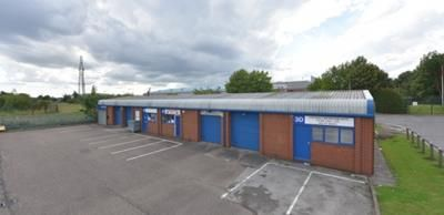 Light industrial to let in Unit 4C, Rawcliffe Road Industrial Estate, Lidice Road, Goole, East Yorkshire