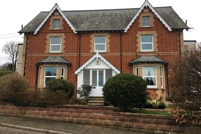 Thumbnail Flat to rent in Raleigh Close, Sidmouth