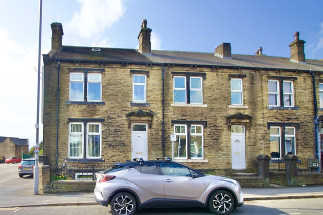 Thumbnail End terrace house for sale in Fair Road, Wibsey, Bradford