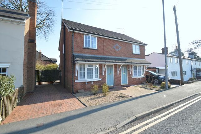 Thumbnail Semi-detached house for sale in Evesham Road, Headless Cross, Redditch
