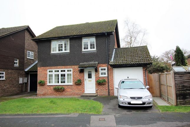 Thumbnail Detached house for sale in Frimley Green, Camberley