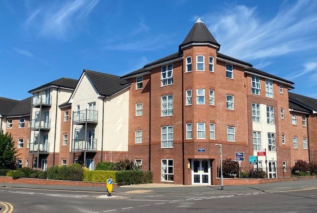 Thumbnail Flat for sale in High Street Wolstanton, Newcastle Under Lyme