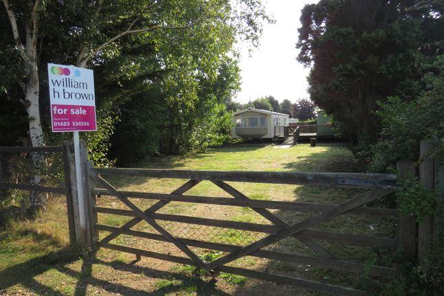 Thumbnail Land for sale in Shepherds Port Road, Snettisham, King's Lynn