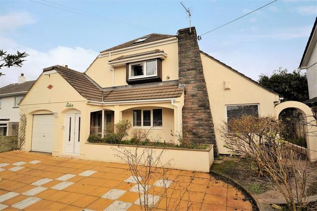 Thumbnail Detached house for sale in St. Germans Road, Callington, Cornwall