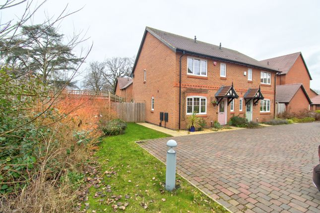 Property Front of Drovers Close, Balsall Common, Coventry CV7