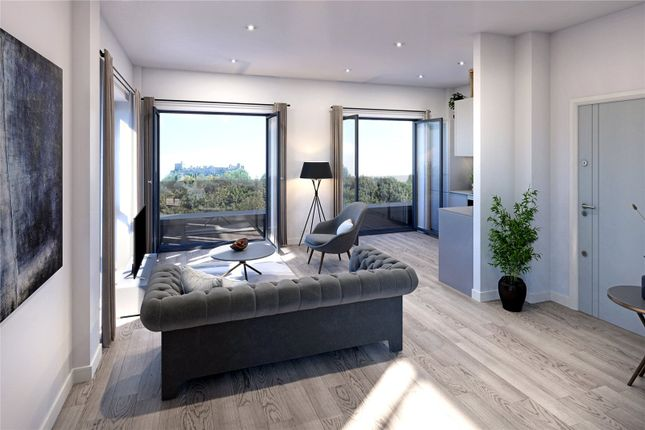 Thumbnail Flat for sale in Bath Rd, Slough