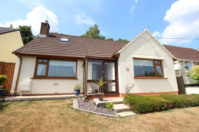Thumbnail Bungalow for sale in Coed Leddyn, Caerphilly