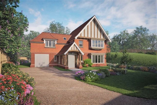 Thumbnail Detached house for sale in Thorn Road, Wrecclesham, Farnham