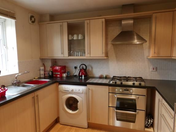 Thumbnail Flat for sale in Flat 3, 64B Kingfisher Way, Loughborough, Leicestershire