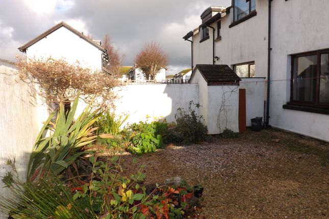 Thumbnail Terraced house to rent in North Hill Close, Brixham