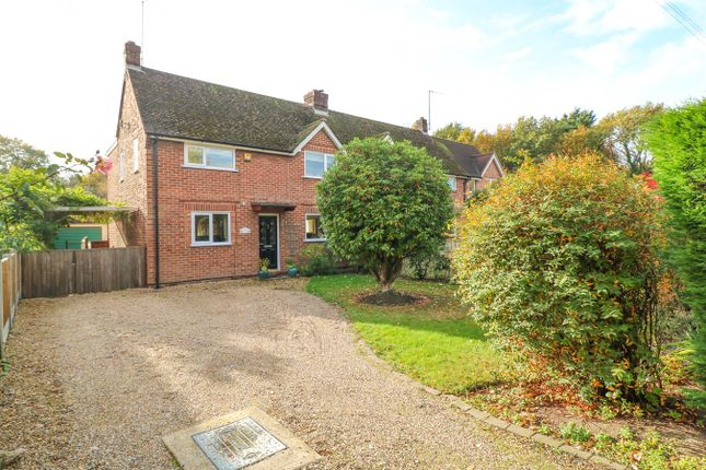 Thumbnail Semi-detached house for sale in Frating Road, Great Bromley, Colchester