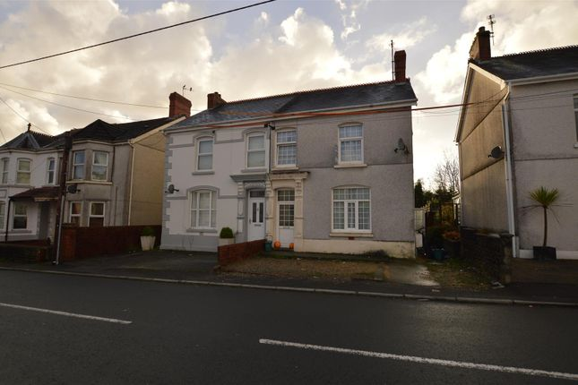 Thumbnail Semi-detached house for sale in Tirycoed Road, Glanamman, Ammanford