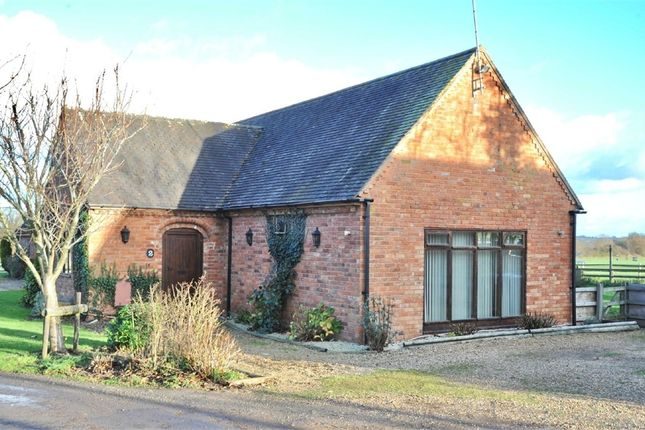 Thumbnail Barn conversion to rent in Snowford Hill Leamington Road, Long Itchington, Southam, Warwickshire