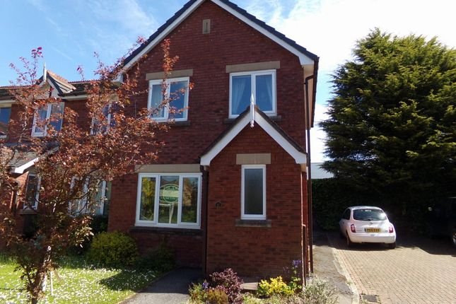 Thumbnail Terraced house to rent in Holmeswood, Kirkham, Preston