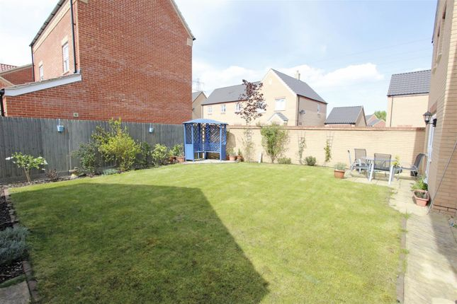 Rear Garden of Kempton Road, Bourne PE10