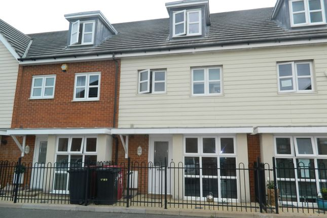 Thumbnail Terraced house for sale in St Margaret Way, Cippenham, Berkshire