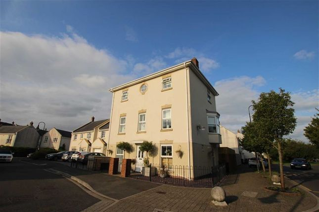 Thumbnail Detached house for sale in Pollard Road, Weston-Super-Mare