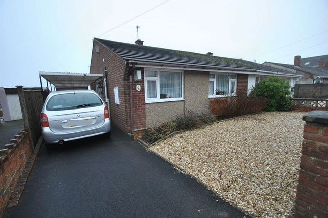 Thumbnail Bungalow to rent in Varnister Road, Ruardean
