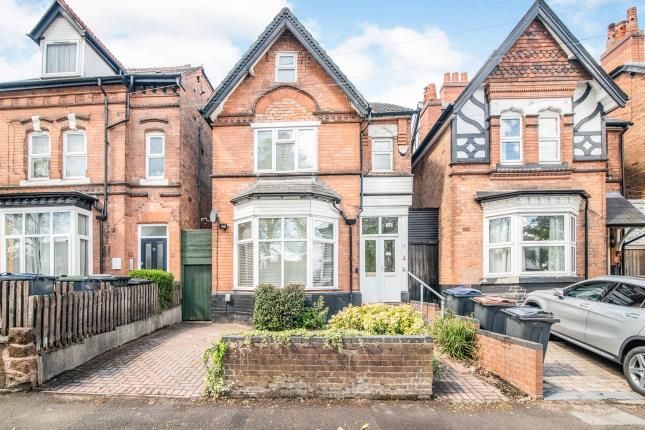 Thumbnail Detached house for sale in Yardley Wood Road, Moseley, Birmingham, West Midlands