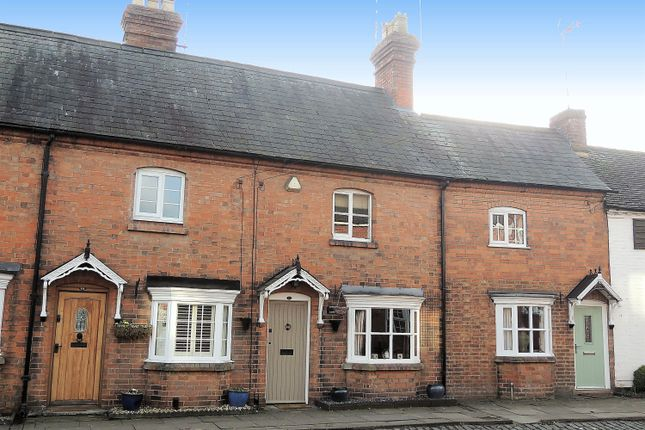 Thumbnail Terraced house for sale in Warwick Road, Henley-In-Arden