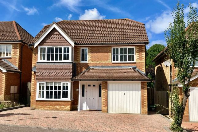 Thumbnail Detached house for sale in Woolbrook Road, Crayford, Dartford