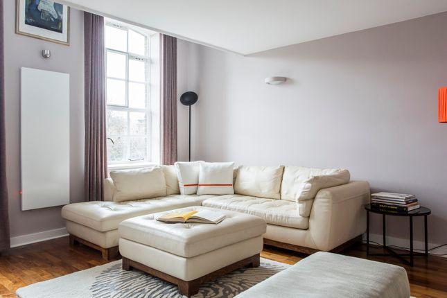 Thumbnail Duplex to rent in Hardwick Street, London