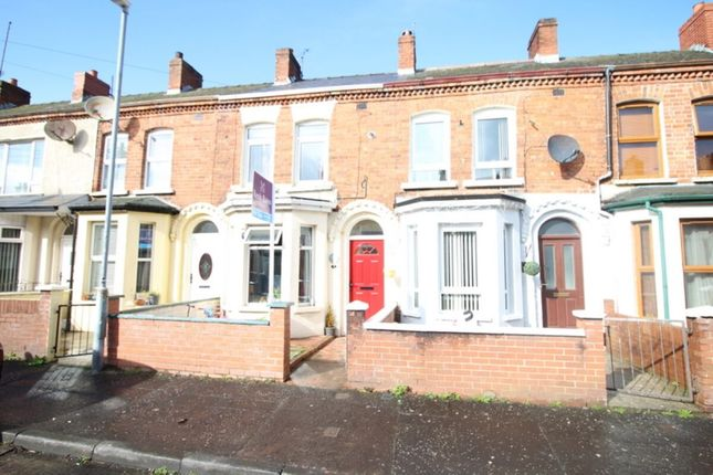 Thumbnail Terraced house for sale in Hatfield Street, Belfast
