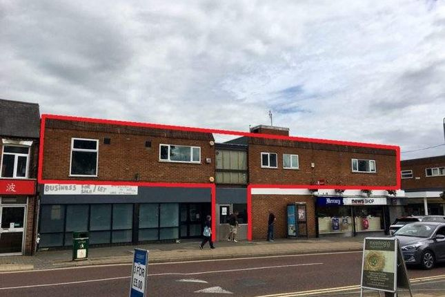 Thumbnail Retail premises to let in First Floor, 41 Leicester Road, Wigston, Leicester