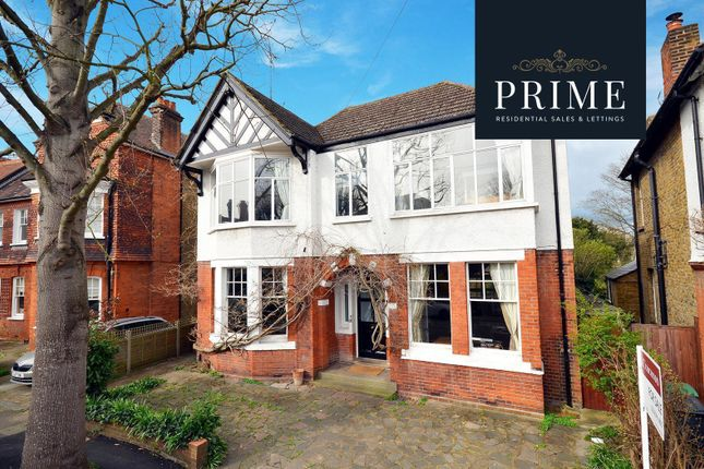 Thumbnail Detached house for sale in Geneva Road, Kingston Upon Thames