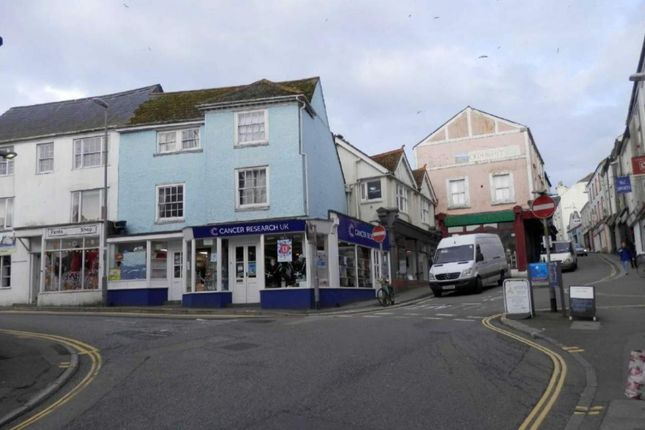 Thumbnail Retail premises to let in 4, Webber Street, Falmouth