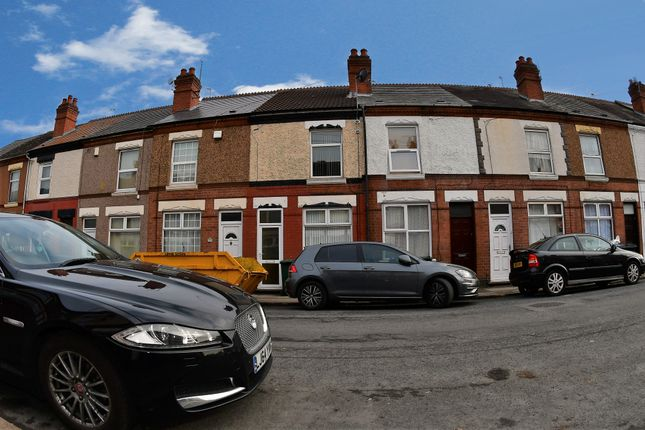 Thumbnail Terraced house to rent in Ribble Road, Stoke, Coventry