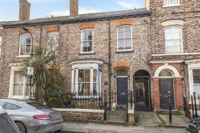 Thumbnail Terraced house for sale in Portland Street, York, North Yorkshire