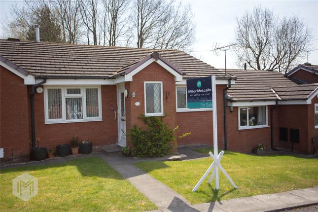 2 bed bungalow for sale in Shalfleet Close, Bolton BL2