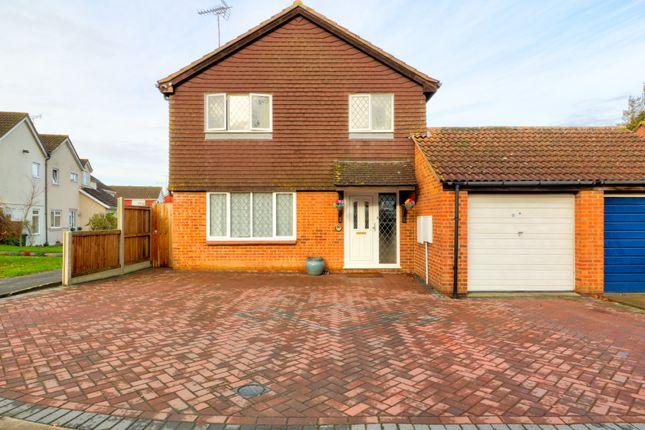 Thumbnail Detached house for sale in Longbridge, Willesborough, Ashford