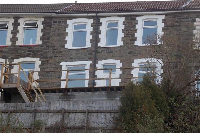 Thumbnail Terraced house to rent in Birchgrove Street, Porth, Rhondda Cynon Taff