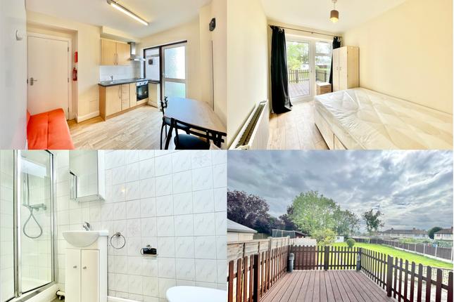 Thumbnail Studio to rent in Westleigh Gardens, Queensbury, London