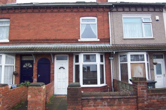 Thumbnail Terraced house to rent in Dalestorth Street, Sutton-In-Ashfield
