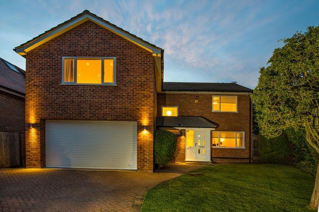 Thumbnail Detached house for sale in Kildonan Close, Watford