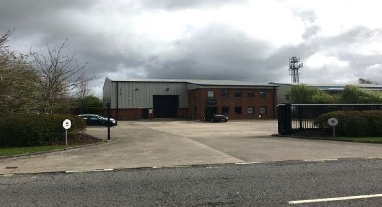 Thumbnail Warehouse for sale in Caxton House, Fulwood, Preston, Lancashire
