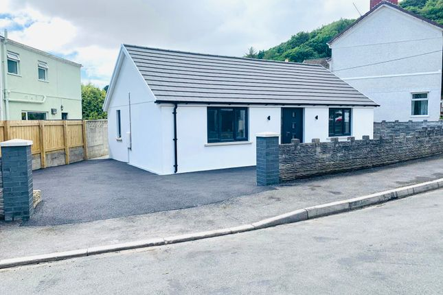 Thumbnail Bungalow for sale in Stepney Road, Pwll