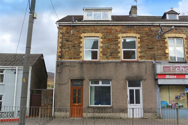 Thumbnail Maisonette to rent in Bethania Street, Maesteg, Mid Glamorgan